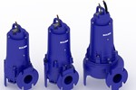Submersible Wastewater Pump Type ABS Scavenger EJ