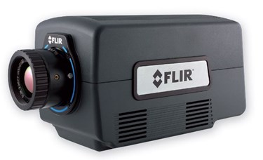 Imaging Fast Moving Objects Without The Blur: HD MWIR Camera