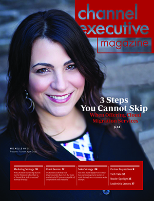 Channel Executive magazine Digital Edition
