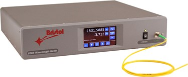 828B High-Speed Optical Wavelength Meter