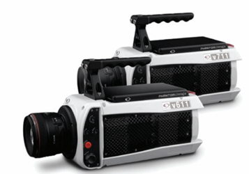 Digital High-Speed Phantom® v-Series Camera Family