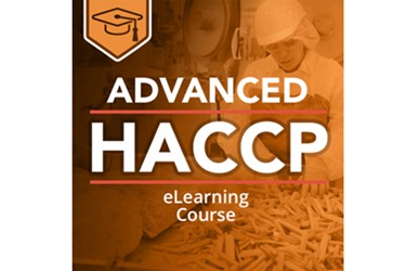 Advanced HACCP Training Courses for Food Manufacturers
