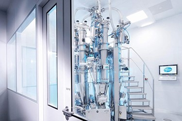 Pfizer Installs Feeding Systems For Continuous Manufacturing Operations