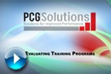 PCG Solutions Evaluation vidshot