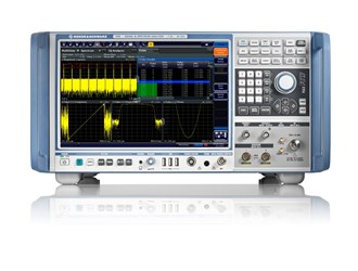 High-End Signal and Spectrum Analyzer: R&S FSW85