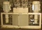 High Pressure Fluid System Vertical Pump Upgrade