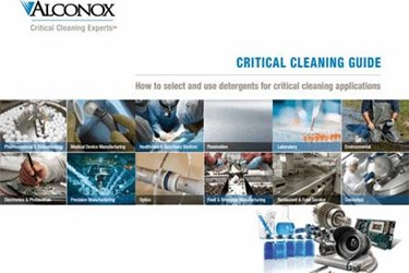 Cleaning Pharm & Biotech Processing Equipment