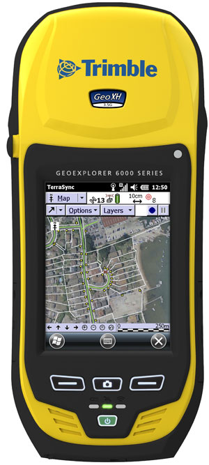 Trimble Gis Data Collection Software Includes New