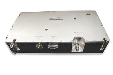 1,000 Watt Pulsed Power Amplifier
