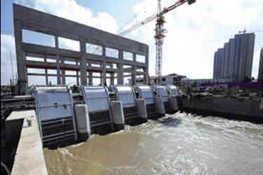 Shanghai Investigation Sets BIM Standard On Ningbo Yongxin's Urban Flood Control Project