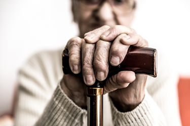 Old-Elderly-Cane