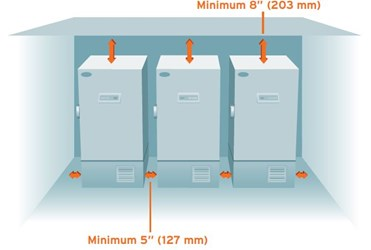 Ultra-low temperature (ULT) freezers