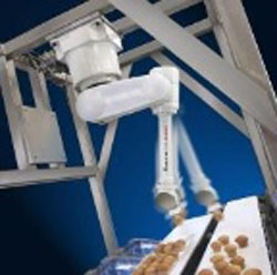 FANUC Robotics Introduces New M-430iA/2F High-Speed Intelligent Food