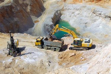 Mine Sites