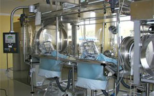 Pharmaceutical Sterility Testing Isolator