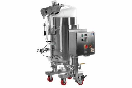 Mixing Efficiencies For The 100 L Hyperforma Single Use Mixer