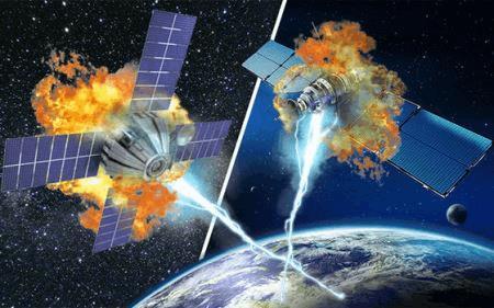 Russia Developing Plane Mounted Lasers To Blast Satellites