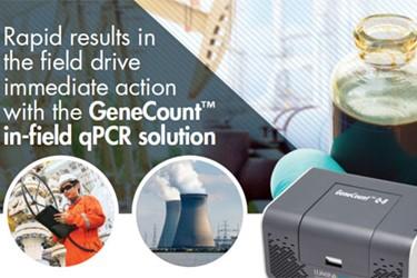 GeneCount In-Field qPCR Solution