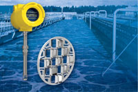 Air / Gas Mass Flow Meter Improves Wastewater Treatment Processing Efficiency