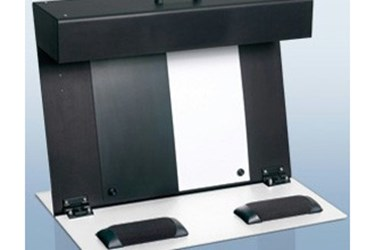 Portable Tabletop Inspection Hood