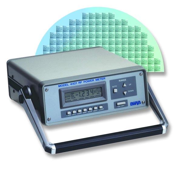 Rf Tester Meter : Multifunction rf power meter