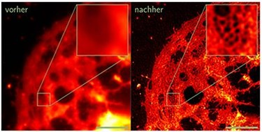 New Open Source Software For High Resolution Microscopy