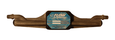 In-line ultrasonic meter for low flow rate applications from Flow Technology