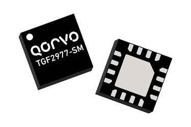 5W, 32V, DC-12 GHz GaN RF Transistor: TGF2977-SM Datasheet