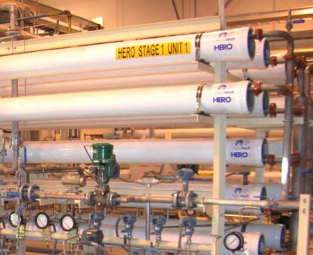 HERO™ (High Efficiency Reverse Osmosis) Technology
