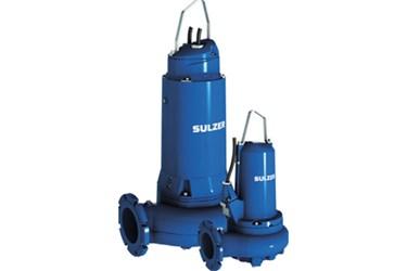 Submersible Sewage Pumps Type ABS XFP PE1 to PE3