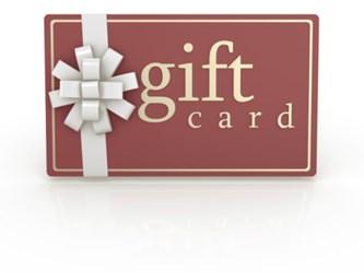 Gift Card Choice