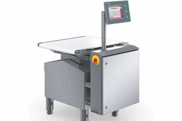 Packaging Checkweigher for Larger Products (Boxes, Bags, Etc.)
