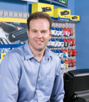 Shawn Lynam, VP of franchise operations at Cartridge World