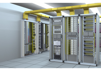 C-RAN Hub Wireless Infrastructure