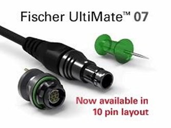 Connectors And Cable Assembly Solutions: Fischer UltiMate Series