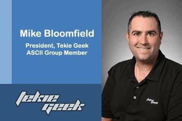 BSM Mike Bloomfield, Tekie Geek