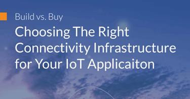 Building IoT Infrastructure