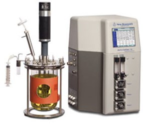 New Brunswick Introduces New 1.3 - 14L Fermentor/Bioreactor