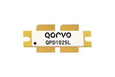 1800 W, 65 V, 1.0 – 1.1 GHz Highest Power GaN Transistor On The Market: QPD1025L