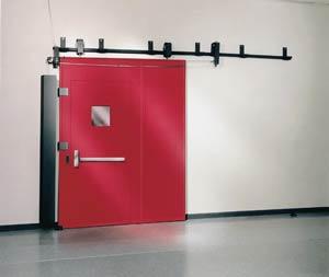 Saino Sliding Fire Amp Service Doors