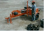 Model ARC280 Wheel Crusher