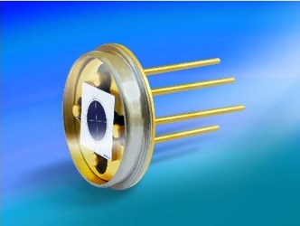 Photodiode for 2-Axes Positional Centering: SXUVPS4C