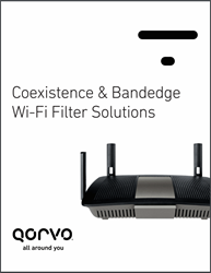 Coexistence And Bandedge: Wi-Fi Filter Solutions