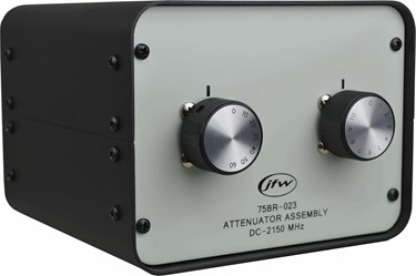 Benchtop Rotary Attenuator: 75BR-023