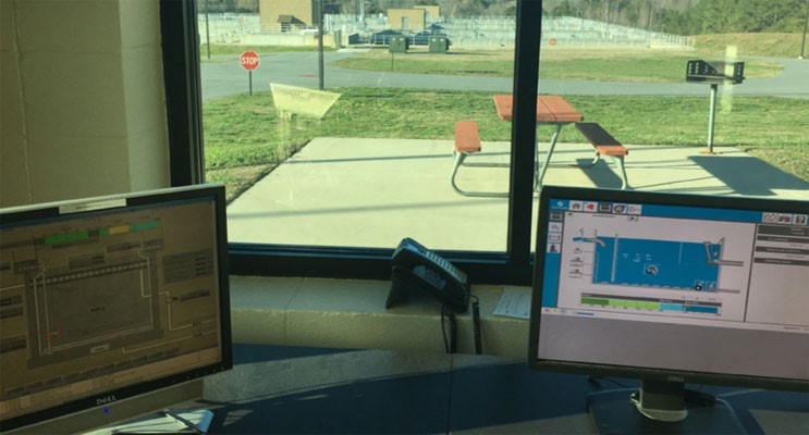 Wastewater Plant Streamlines Process Monitoring