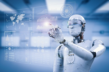 Artificial Intelligence Supply Chain Robot WEB SIZED