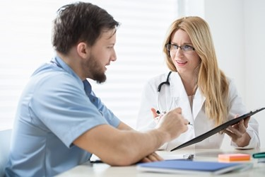 patient and doctor medical healthcare