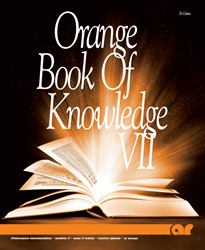 Orange Book Of Knowledge: 7th Edition