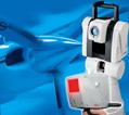 Leica Laser Tracker with T-Scan