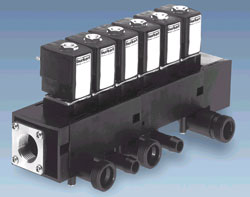 Servo Assisted Modular Valves